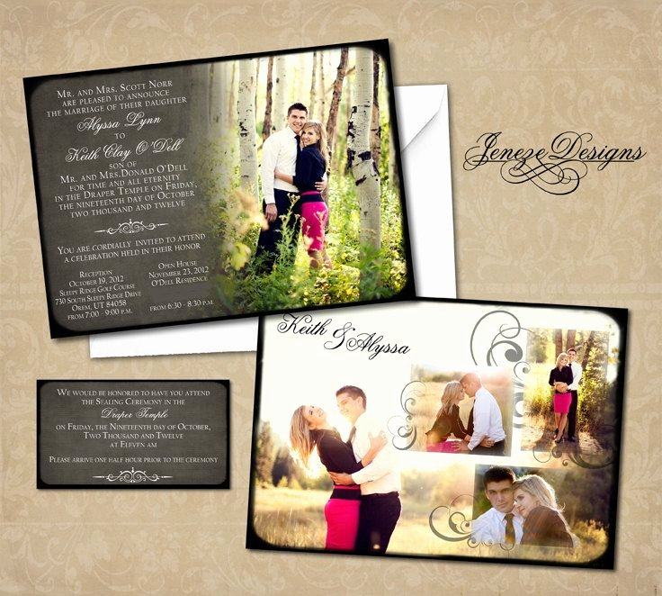 Wedding Invite Template Photoshop New Wedding Invitation Shop Template for Graphers