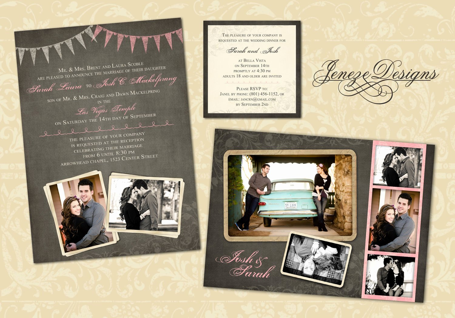 Wedding Invite Template Photoshop New Wedding Invitation Template Graphers and Shop