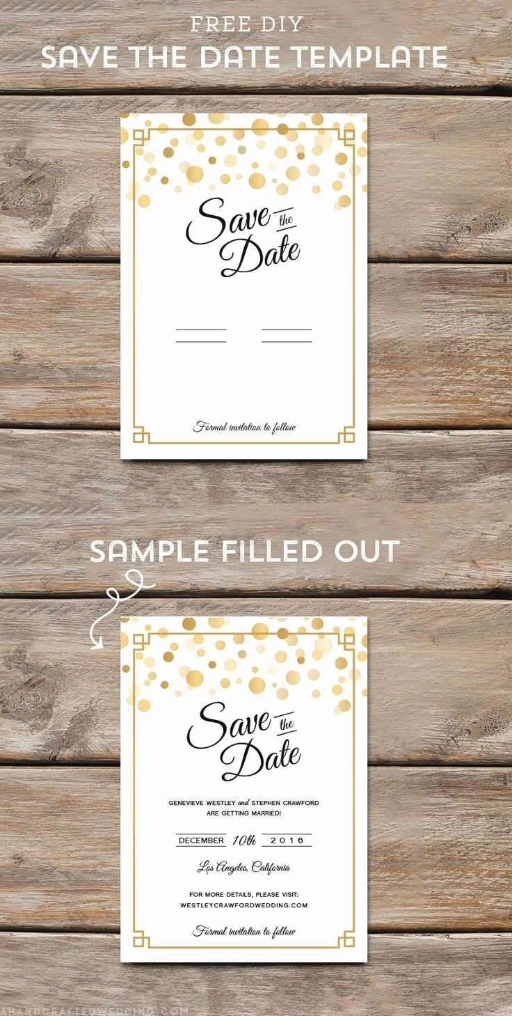 Wedding Invite Template Photoshop Unique Beautiful Adobe Shop Save the Date Templates