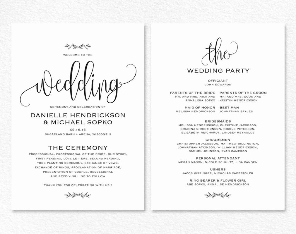 Wedding Invite Template Word Best Of Wedding Card Template Word Templates Data