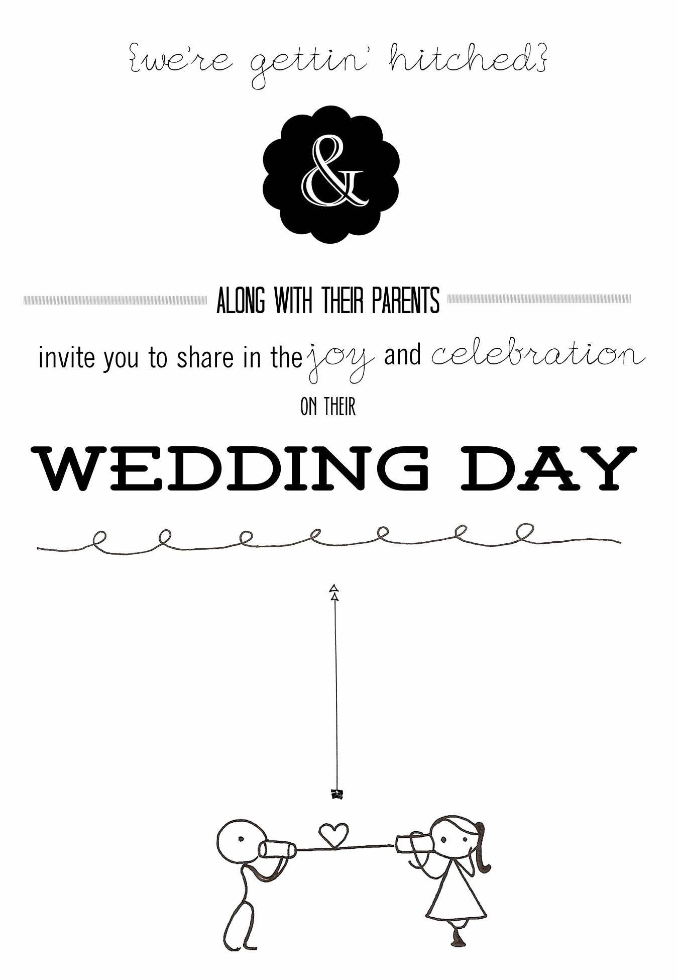 Wedding Invite Template Word Inspirational Wedding Invitation Templates Word Wedding Invitation