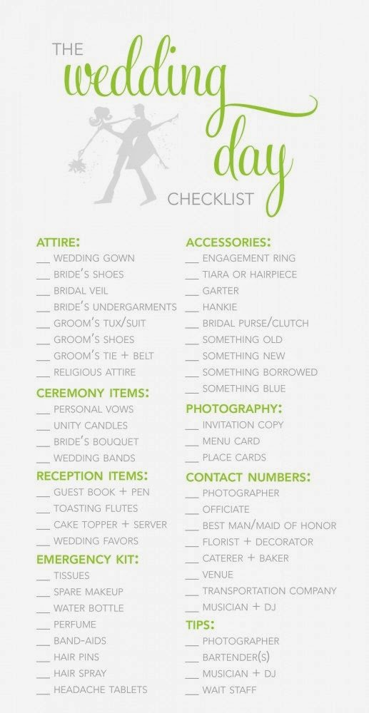 Wedding Planner Checklist Template Unique Be organized with A Wedding Planning Checklist
