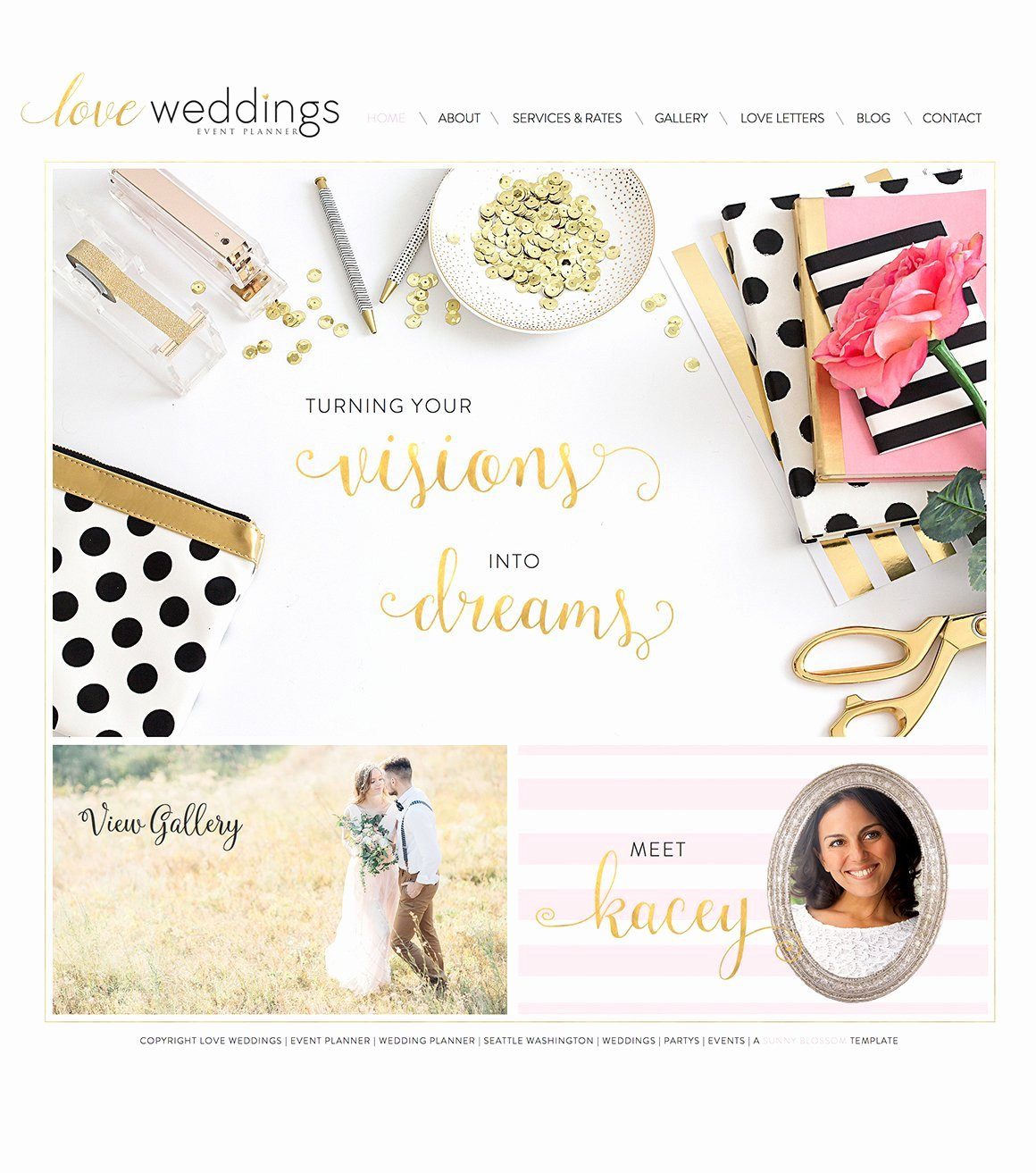 Wedding Planner Website Template Lovely Wix Wedding Planner Website Template Website Templates