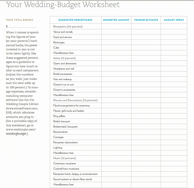 Wedding Planning Budget Template Best Of 5 Wedding Bud Planning Sheet Templates