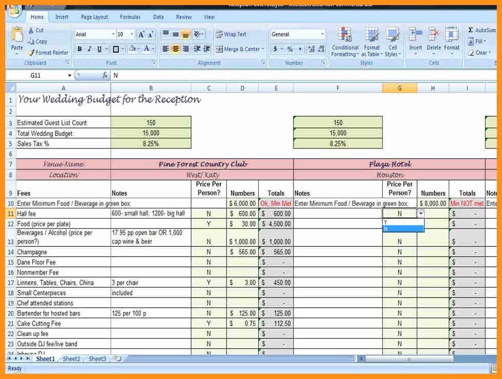 Wedding Planning Budget Template Unique Wedding Planning Excel Template Invitation Template