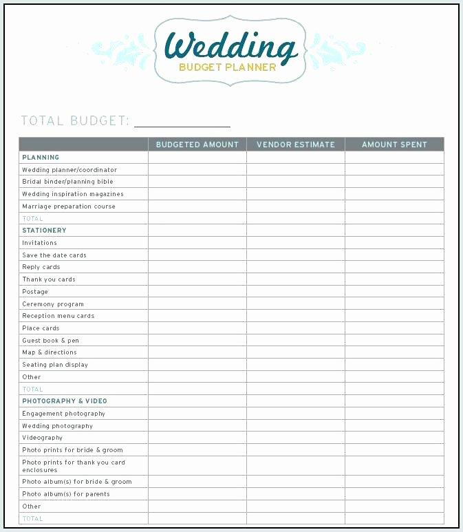 Wedding Planning Template Free Elegant Wedding Schedule Template Free Word Excel format Download