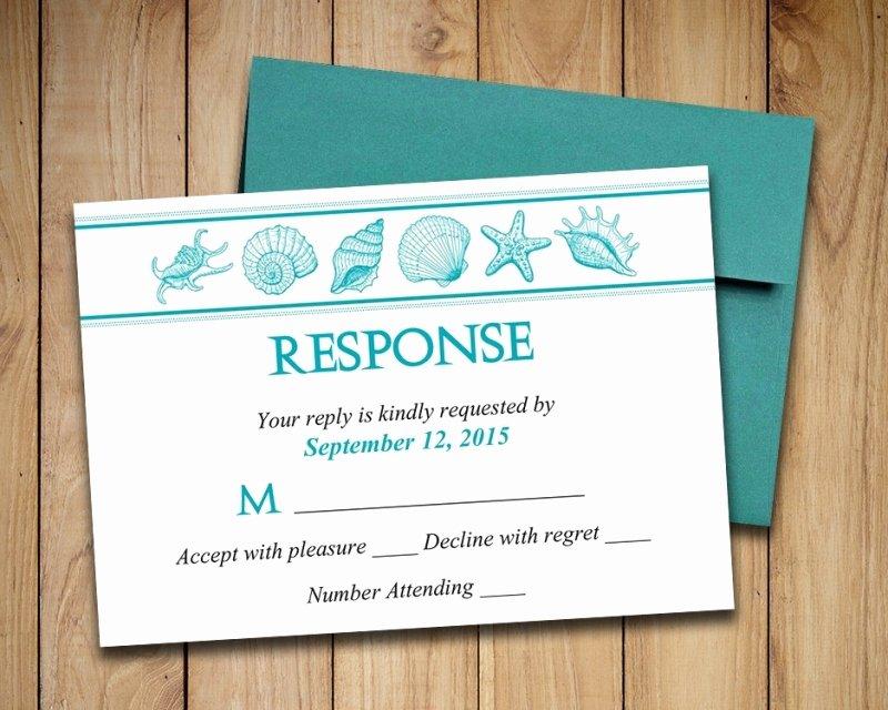 Wedding Rsvp Cards Template New Adorable Diy Wedding Invitations and Rsvp Cards Wedding