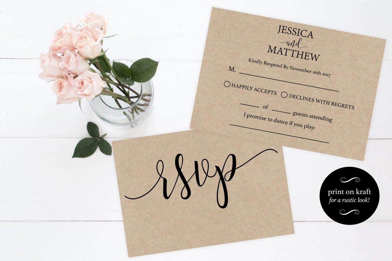 Wedding Rsvp Cards Template New Rsvp Postcards Templates Wedding Rsvp Cards Rsvp Online