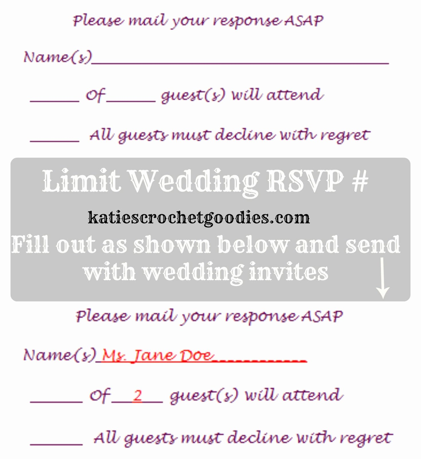 Wedding Rsvp Postcard Template Beautiful Free Wedding Templates Rsvp & Reception Cards Katie S