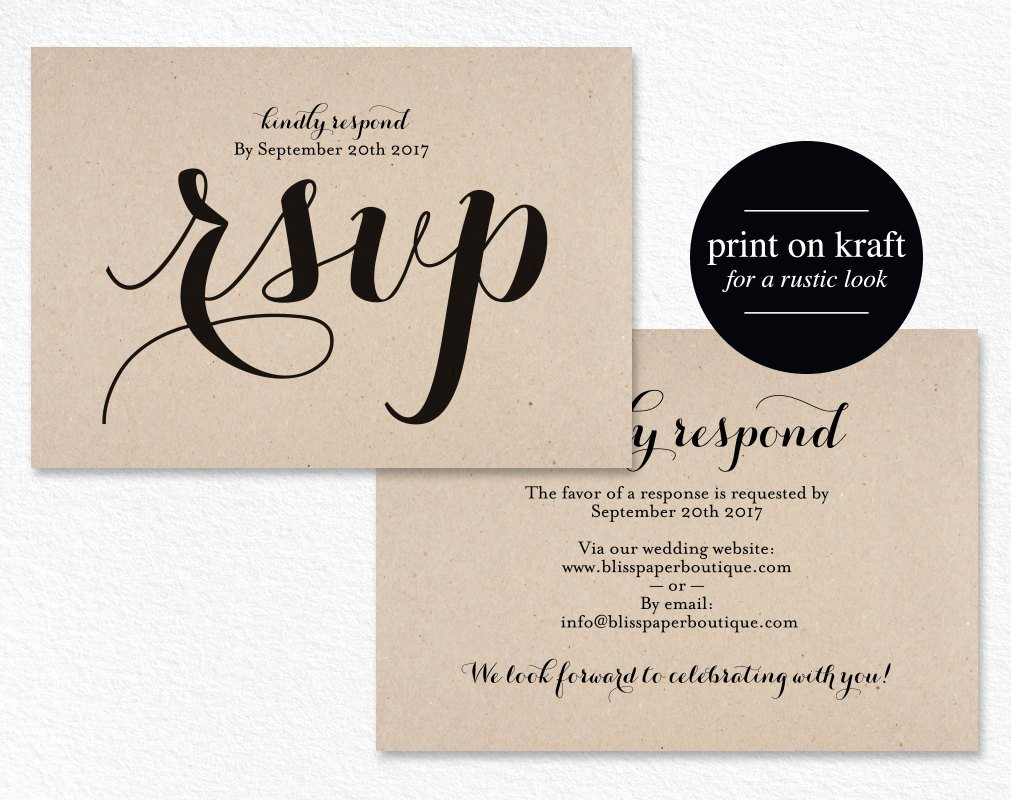 Wedding Rsvp Postcard Template Best Of Rsvp Postcard Rsvp Template Wedding Rsvp Cards Wedding Rsvp