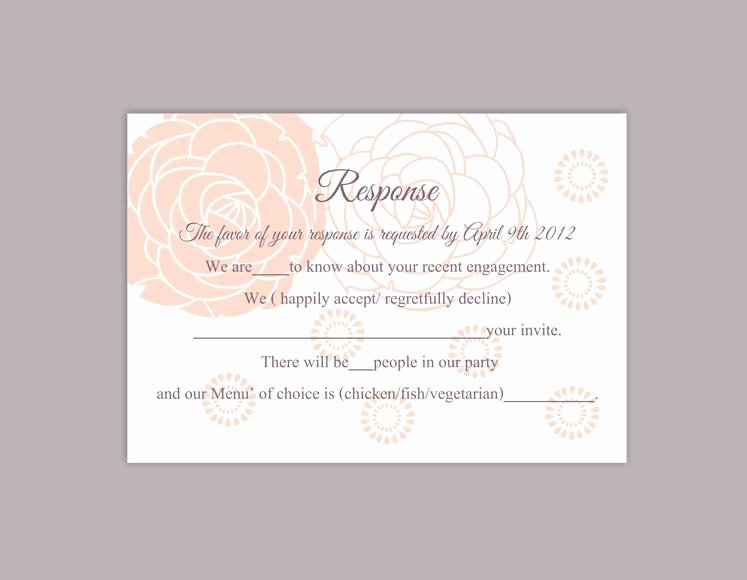 Wedding Rsvp Postcards Template Awesome Fice Potluck Invitation Wording Eyerunforpob
