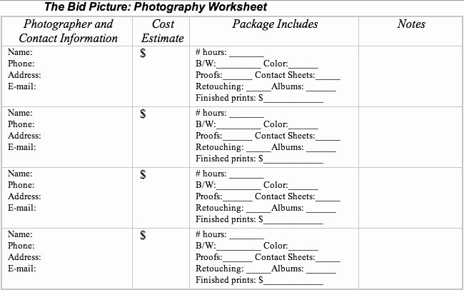 Wedding Shot List Template Fresh Wedding Graphy Tips