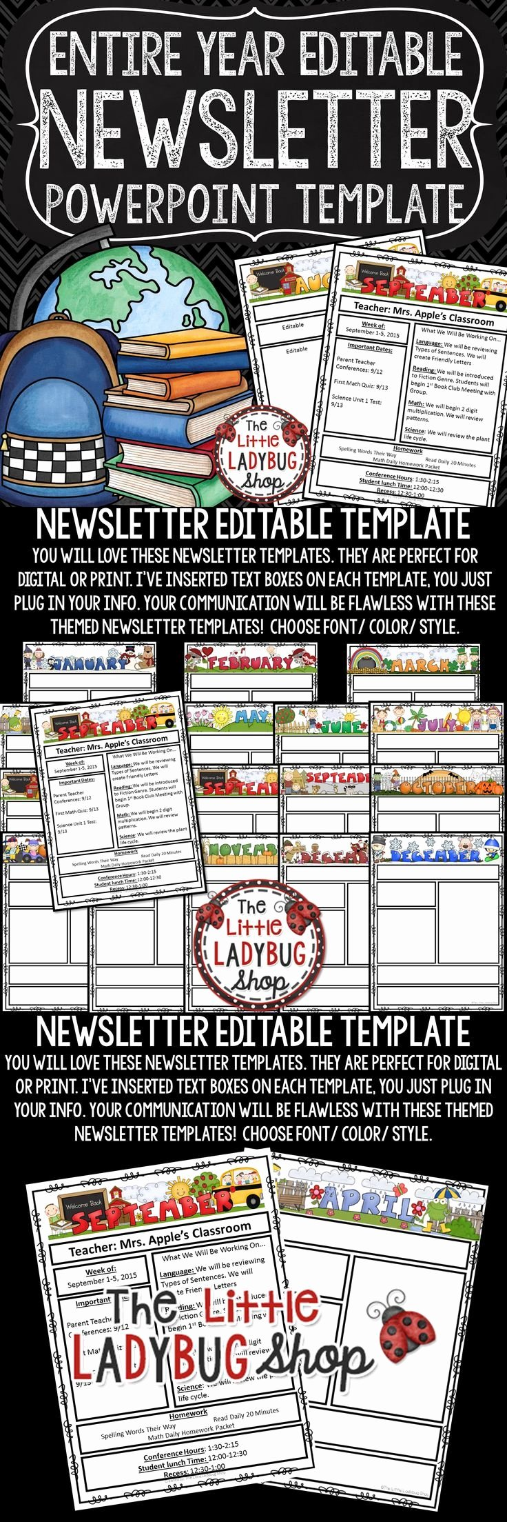 Weekly Classroom Newsletter Template Fresh Best 25 Weekly Classroom Newsletter Ideas On Pinterest
