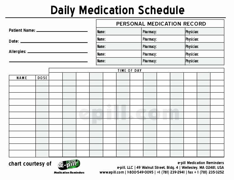 Weekly Medication Schedule Template Luxury Template Talk Infobox Medical Intervention Medicine