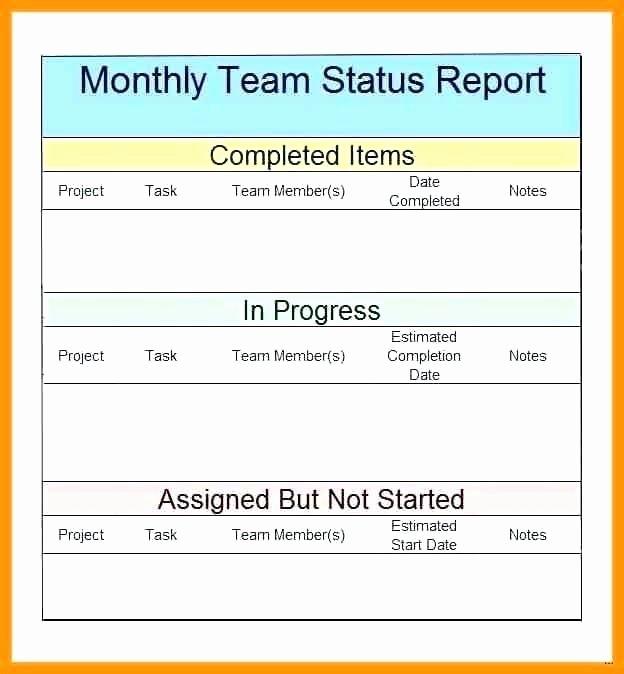 Weekly Status Report Template Word Beautiful Weekly Report Template Excel Weekly Report Template Weekly