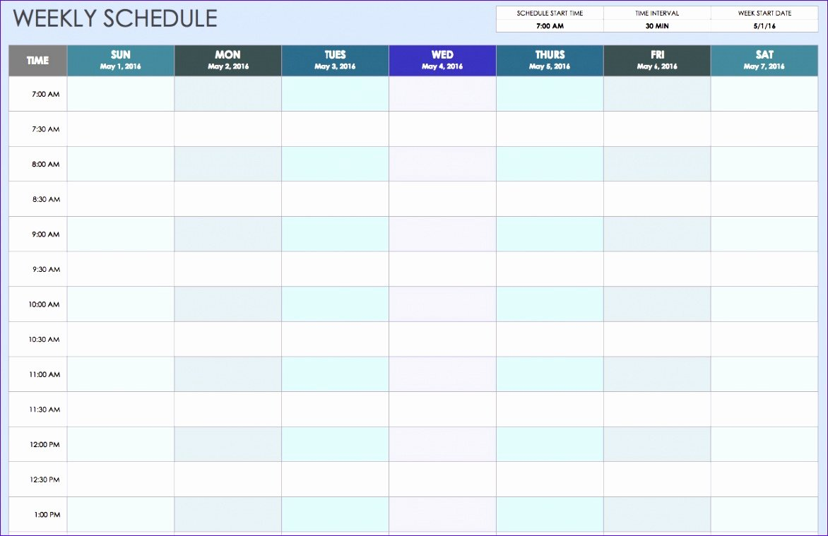 Weekly Task List Template Excel Beautiful 8 Weekly Task List Template Excel Exceltemplates