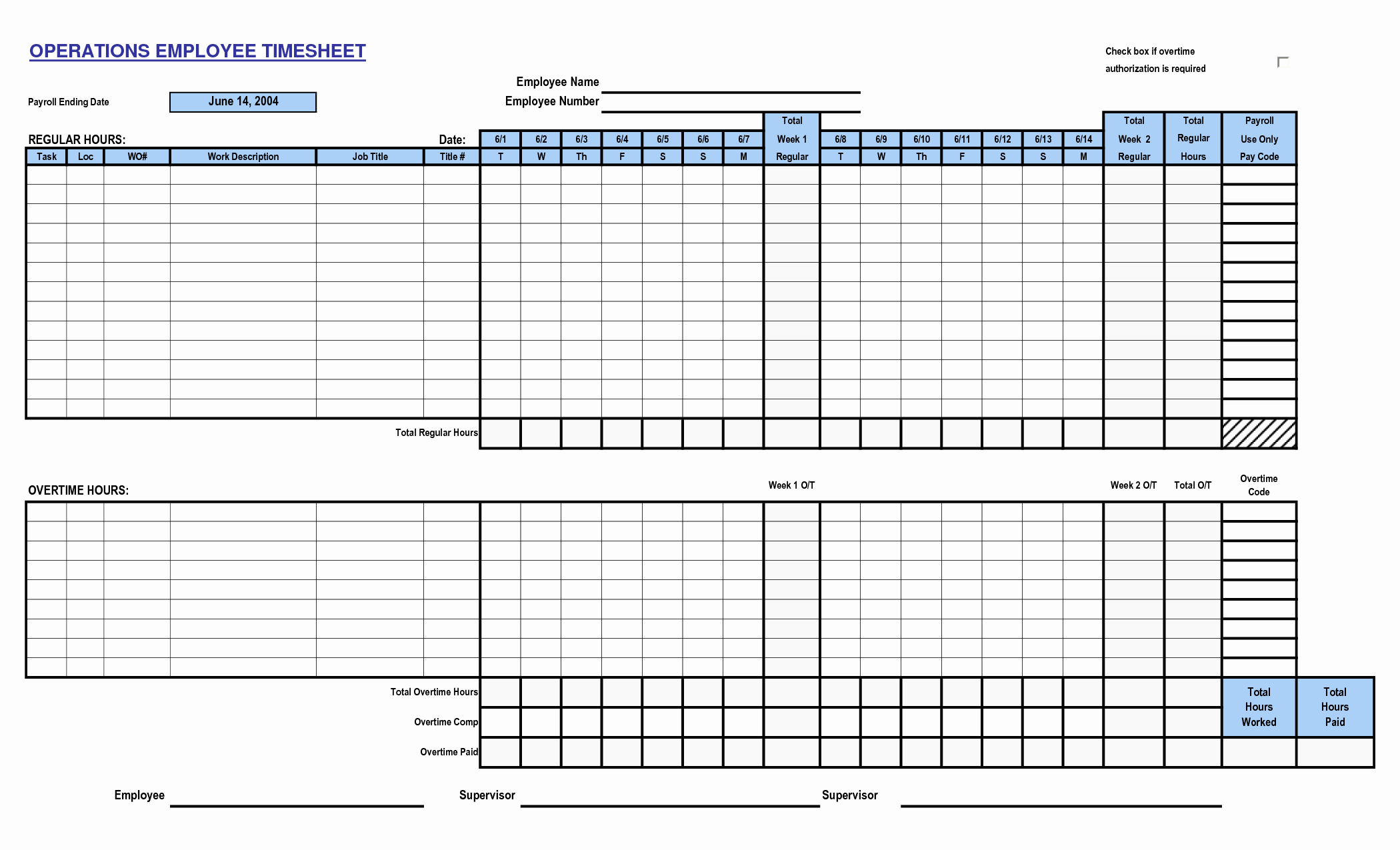Weekly Time Card Template New Best S Of Excel Template Employee Card Employee