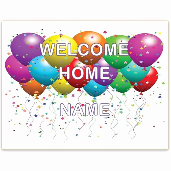 Welcome Sign Template Free Inspirational 7 Best Of Wel E Home Signs Printable Wel E