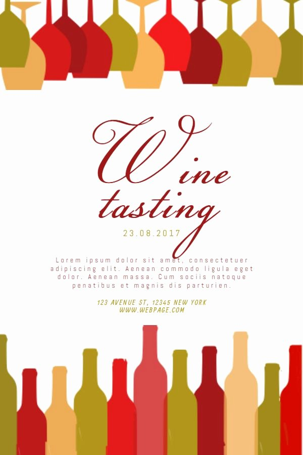Wine Tasting Menu Template Beautiful 57 Best Restaurant Poster Templates Images On Pinterest