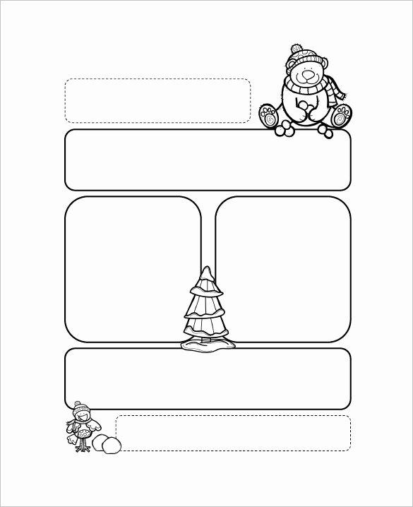 Winter Newsletter Template Free Beautiful 13 Printable Preschool Newsletter Templates Pdf Doc