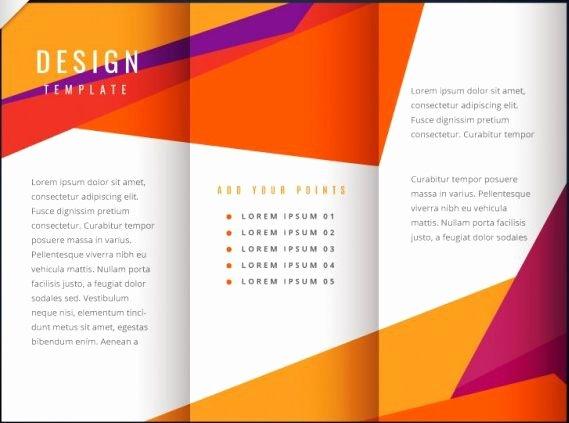 Word Brochure Template Free Best Of 40 Professional Free Tri Fold Brochure Templates Word