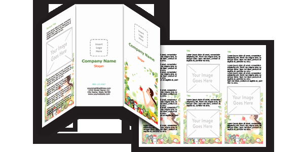 Word Brochure Template Free Best Of Salon and Spa Brochures