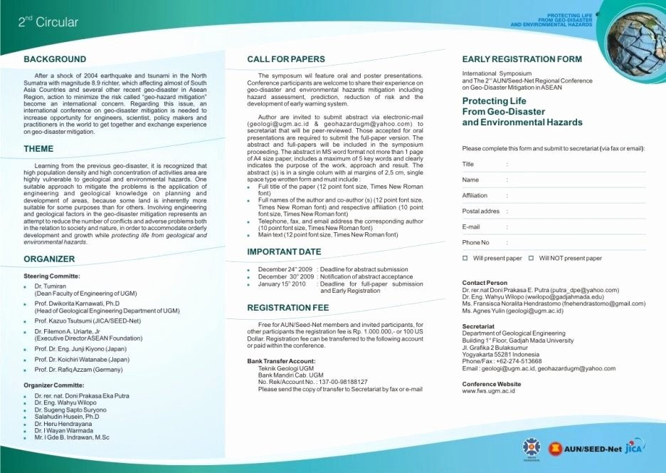 Word Doc Brochure Template Awesome Brochure Templates Word Example Features Brochure Template