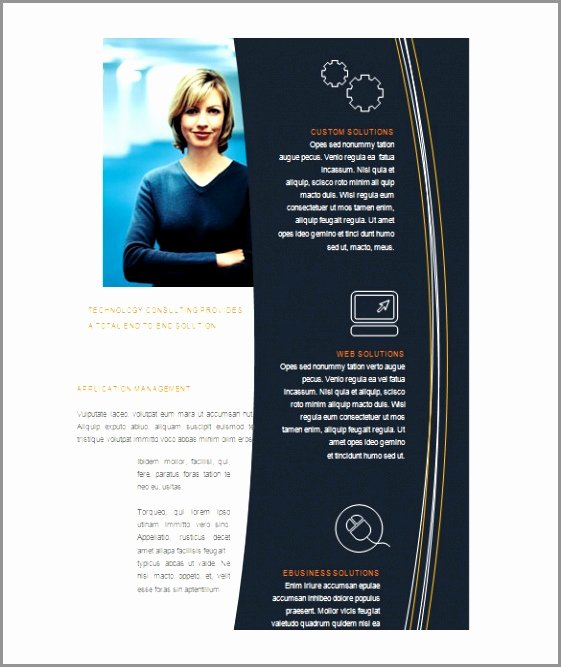 Word Doc Brochure Template Beautiful 7 Brochure Templates Microsoft Word 2010