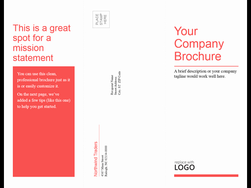 Word Doc Brochure Template Lovely 40 Free Word Brochure Templates Pdf Publisher