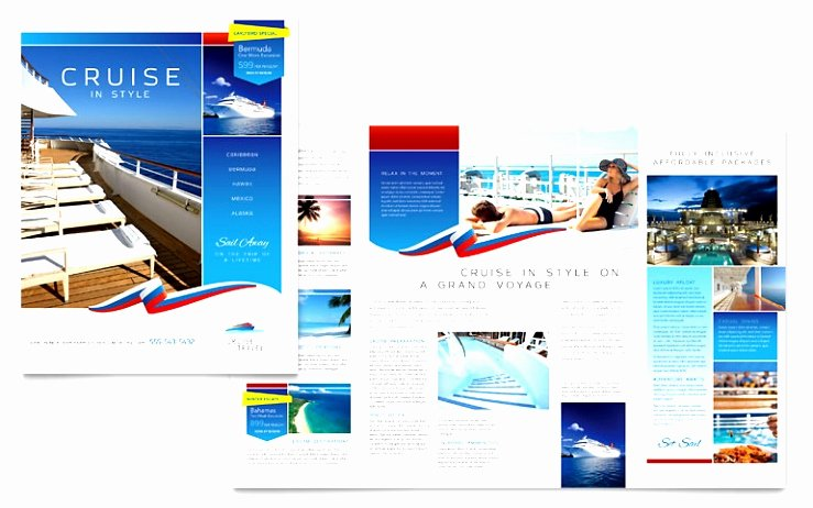 Word Doc Brochure Template Luxury 7 Leaflet Template for Microsoft Word