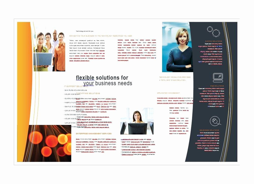 Word Doc Brochure Template New 31 Free Brochure Templates Ms Word and Pdf Free