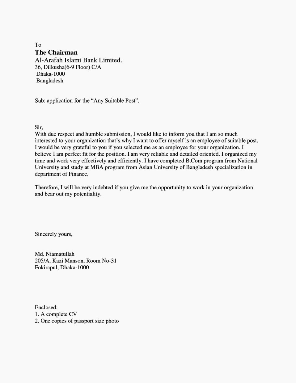 Word Doc Cover Letter Template Unique Cover Letter Word Document Resume Template