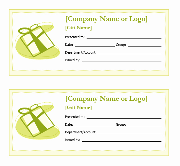 Word Template Gift Certificate Luxury 11 Free Gift Certificate Templates – Microsoft Word Templates
