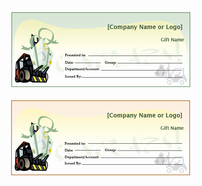 Word Template Gift Certificate Unique 11 Free Gift Certificate Templates – Microsoft Word Templates