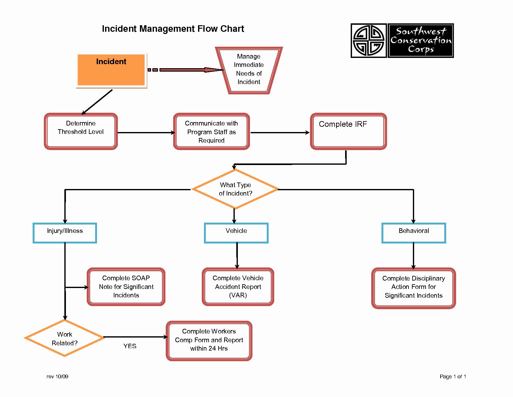 Work Flow Chart Template Unique Program Management Process Templates