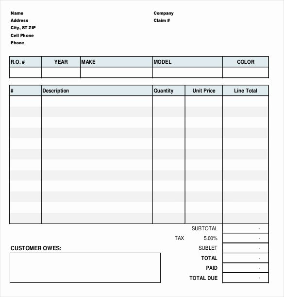 Work order Template Pdf New Demolition Scope Work Template Templates Resume