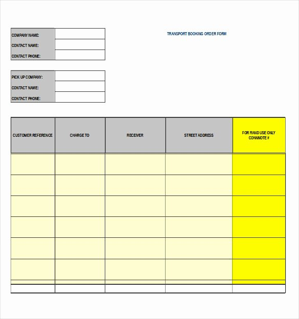 Work orders Template Free Inspirational 26 Work order Templates Numbers Pages