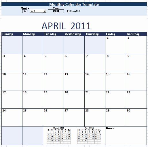Work Schedule Calendar Template Unique Monthly Employee Calendar Template