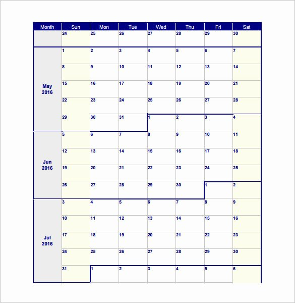 Work Schedule Template Pdf Beautiful 6 Blank Work Schedule Template Free Download