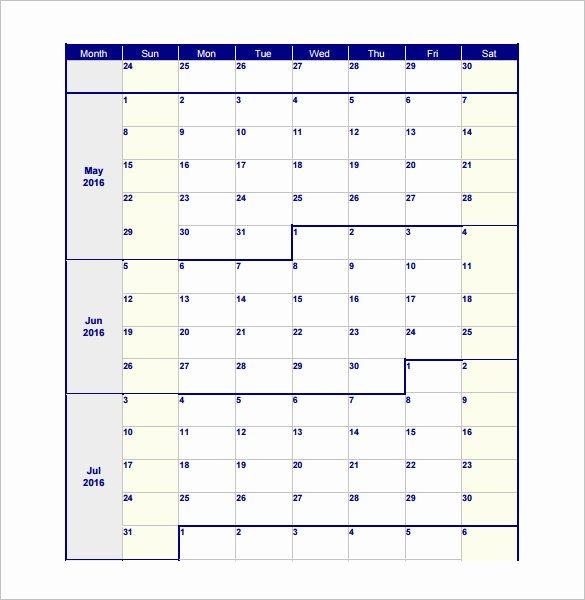 Work Schedule Template Pdf Beautiful 6 Blank Work Schedule Template Free Download