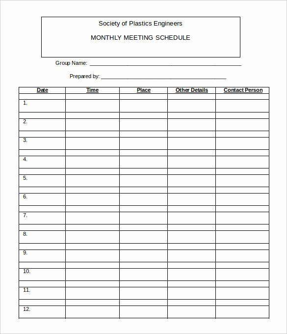 Work Schedule Template Word Awesome 21 Monthly Work Schedule Templates Pdf Doc