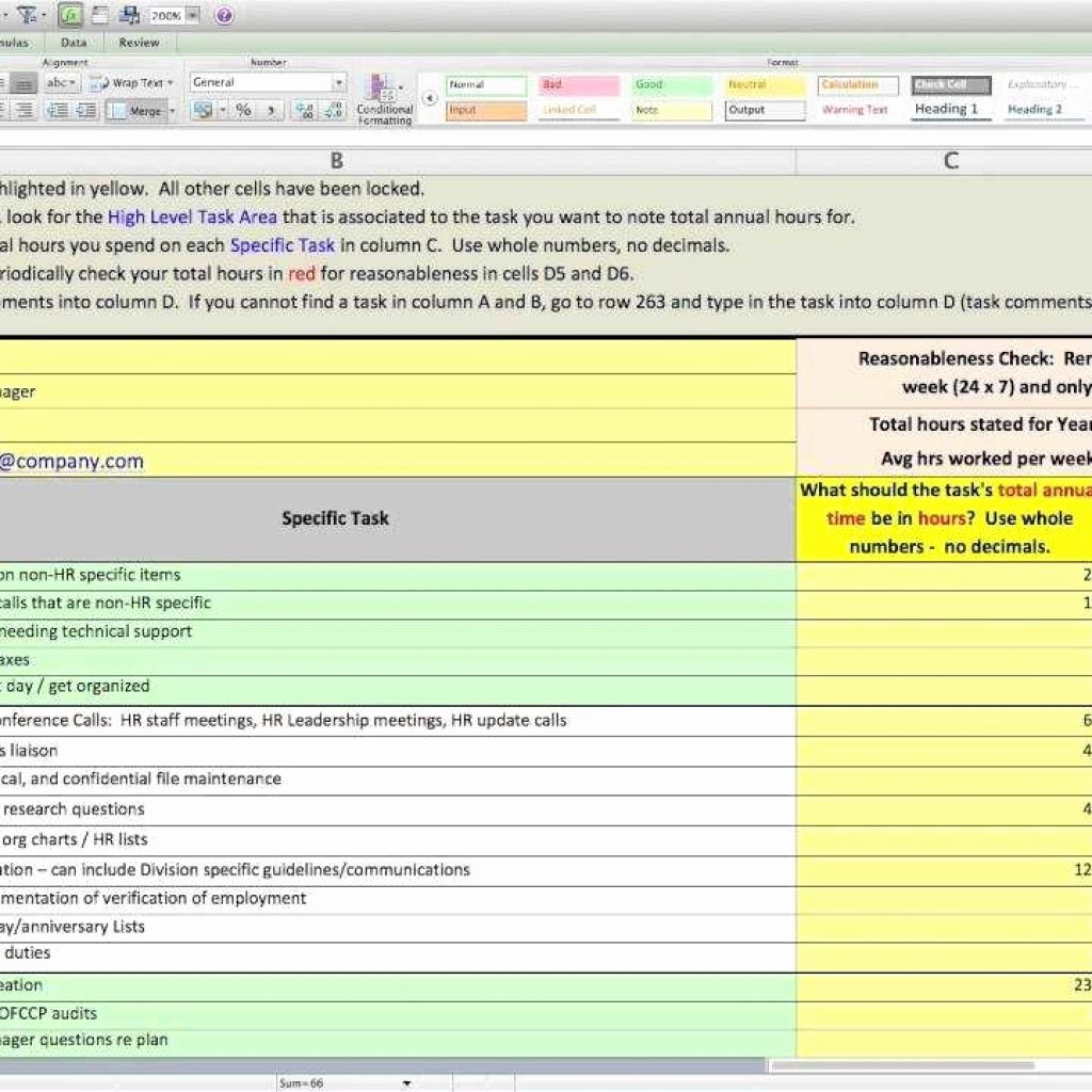 Workload Analysis Excel Template Unique 97 Employee Workload Analysis Template Employee Workload
