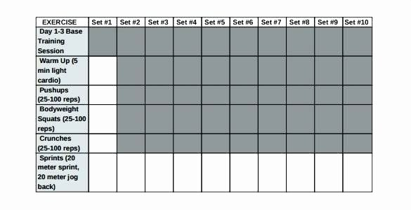 Workout Log Template Excel Lovely Workout Log Template Crossfit Templates – Careeredgefo
