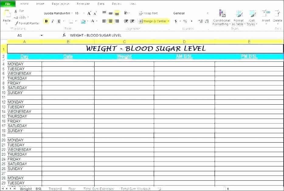 Workout Plan Template Excel Awesome Annual Training Calendar Template format Plan Excel