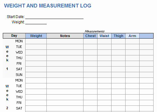 Workout Plan Template Excel Fresh Track Weight Lifting Workouts