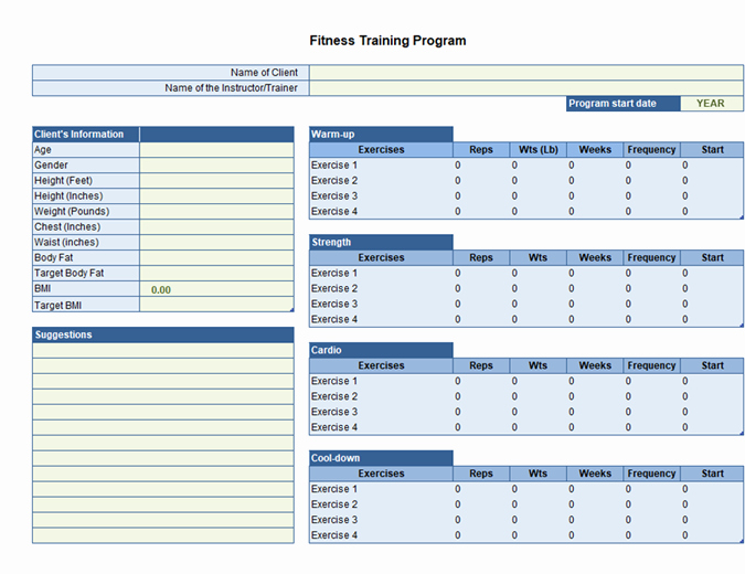 Workout Schedule Template Excel Unique Business Trip Checklist Fice Templates