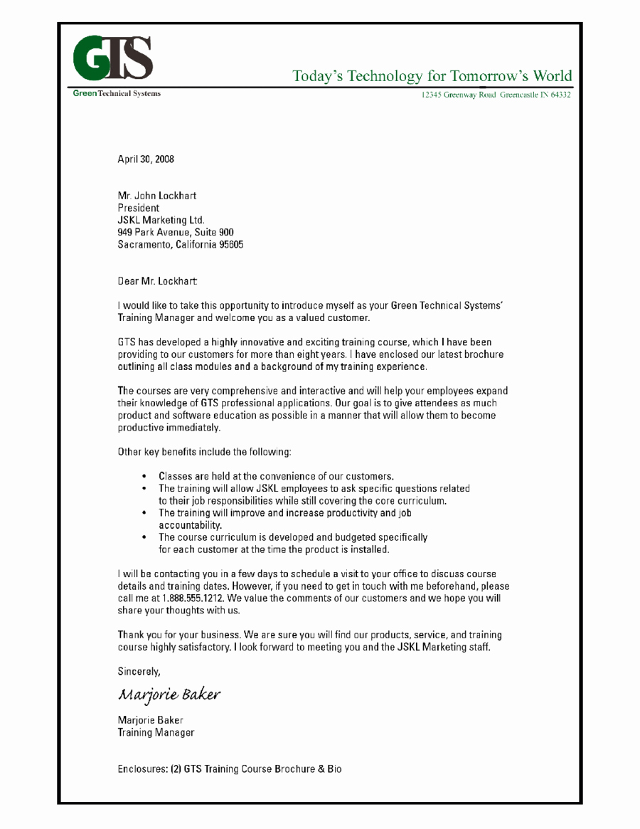 Writing A Business Letter Template Elegant 2019 Ficial Letter format Fillable Printable Pdf
