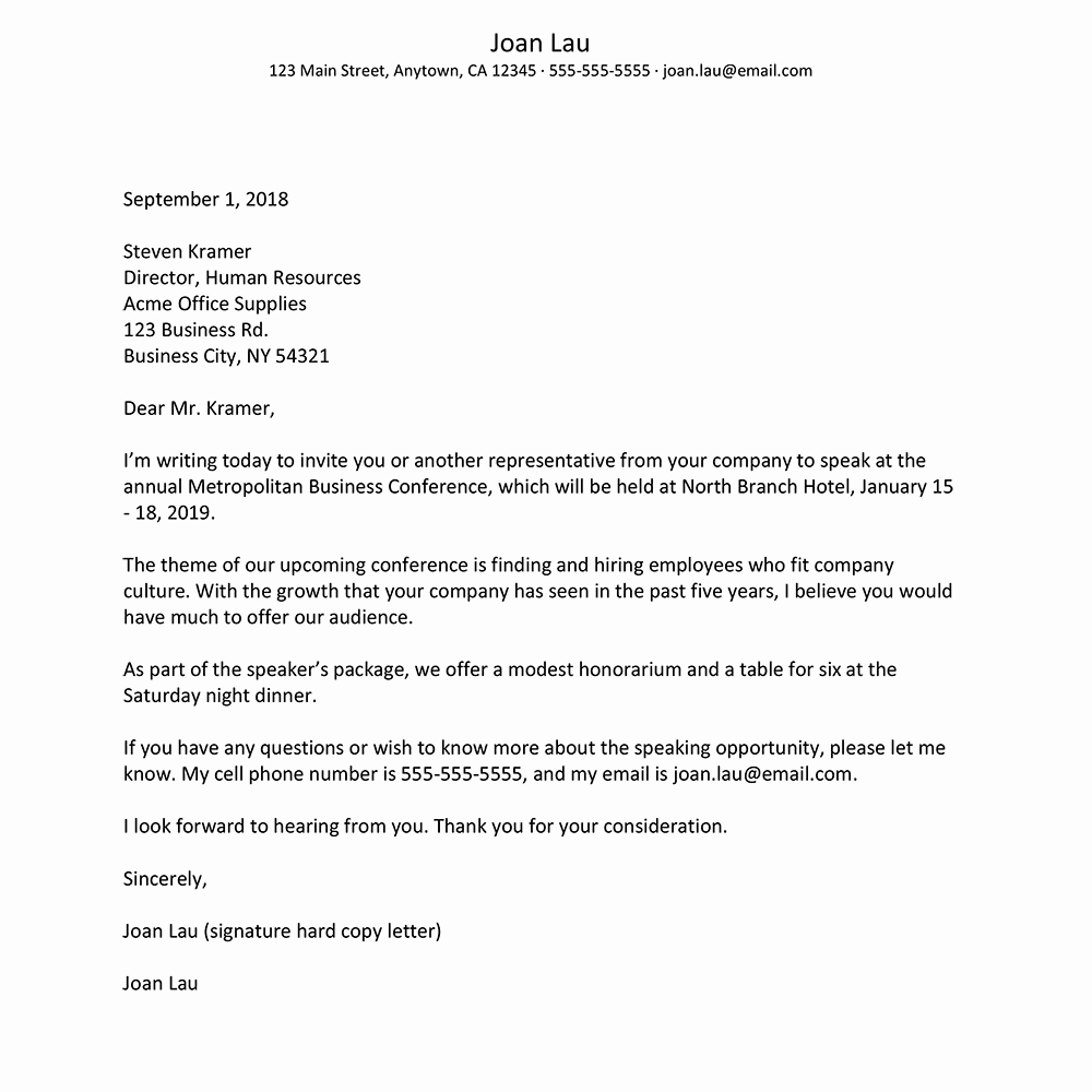 Writing A Business Letter Template Elegant Professional Business Letter Template