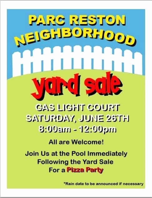 Yard Sale Flyer Template Inspirational 15 Free Yard Sale Flyers Great Help Demplates
