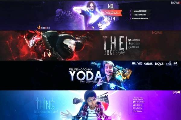 Youtube Banner Template No Text Beautiful Youtube Banner Template Size 2016 Customize Cool – Picks